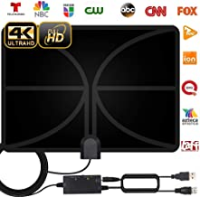 2020 Newest HDTV Antenna, HD Indoor Digital TV Antenna...