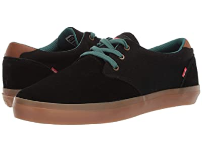 Globe Winslow (Black/Green/Gum) Men