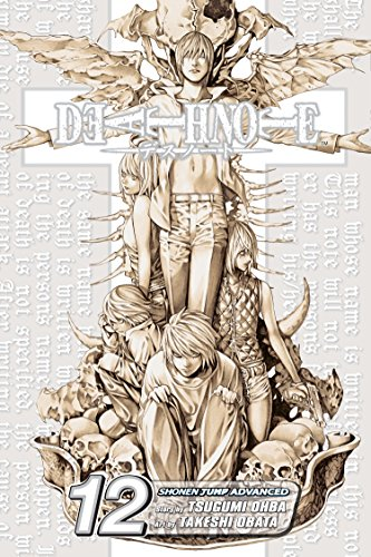 Death Note 12: Finis