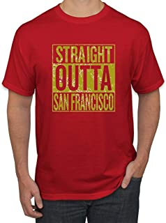 Wild Bobby Straight Outta Hometown Pride   Fantasy Football Fan   Mens Sports Graphic T-Shirt
