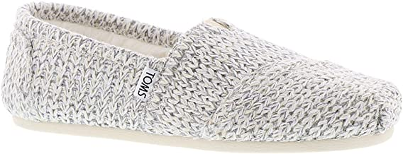Toms Classic Sweater Knit faux shearling/birch, size:37