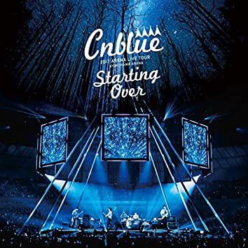 Live-2017 Arena Tour -Starting Over-