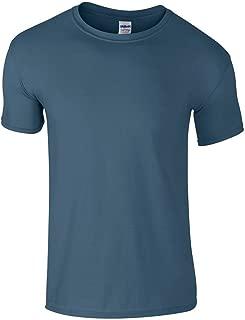 Best indigo blue gildan shirt Reviews