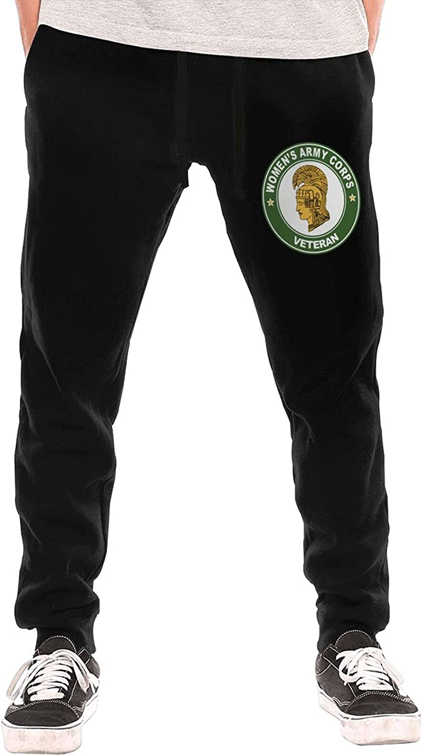 Women's Army Corps Sales Veteran Sweatpants Jogger Pants Work for excellence Mens