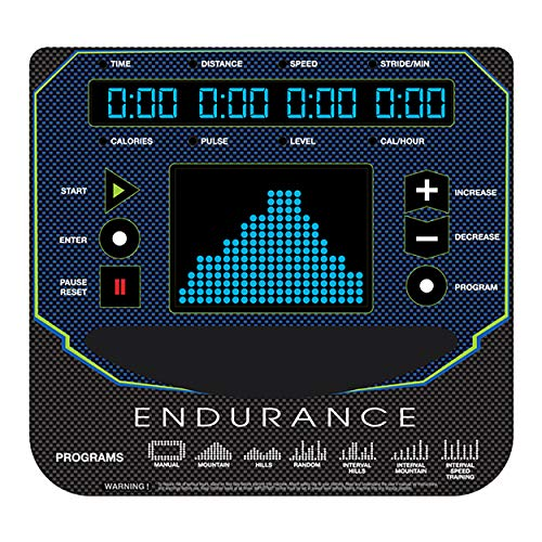 Body-Solid E300 Endurance Elliptical Trainer