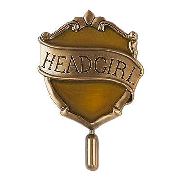 Hufflepuff Head Girl Pin