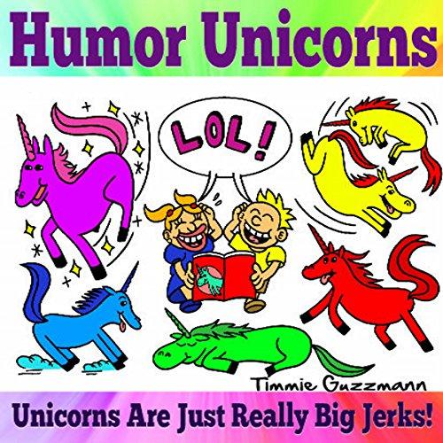 Humor Unicorns audiobook cover art
