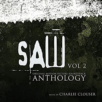Saw Anthology, Vol. 2 (Original Motion Picture Score) by Lakeshore Records