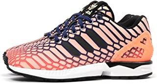 adidas ZX Flux W Women's Shoes Sun Glow/Ink/White aq8230 (11 B(M) US)
