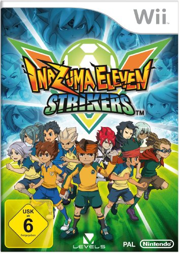 Inazuma Eleven Strikers [Edizione: Germania]