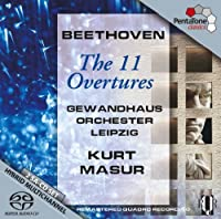 Beethoven: The 11 Overtures, Opp. 13, 43, 62, 72a-c, 84,113, 115, 117, 124 (2011-02-22)