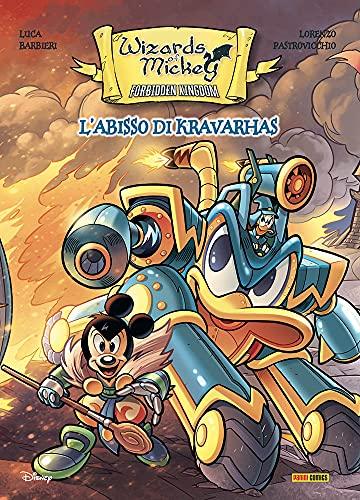 Wizard of Mickey - L'abisso Di Kravarhas