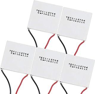 10PCS TEC1-12715 Thermoélectrique Dissipateur De Chaleur Refroidisseur Cooling Peltier Plate Module