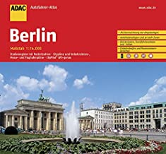 ADAC AutofahrerAtlas Berlin 1:14 000: Straßenregister mit P