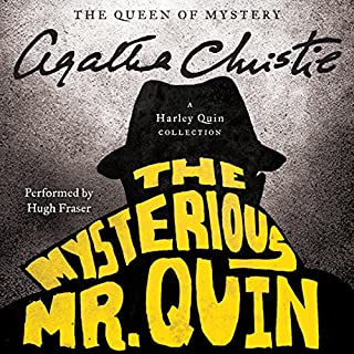The Mysterious Mr. Quin Titelbild