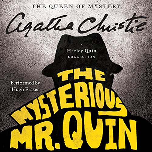 The Mysterious Mr. Quin audiobook cover art