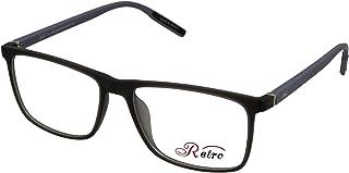 RETRO Unisex-adult Spectacle Frames Rectangular 5503 M.Dark Grey/Light Grey
