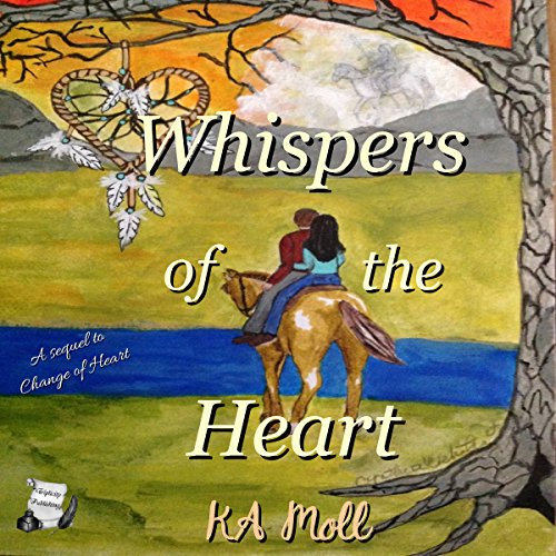 Whispers of the Heart audiobook cover art