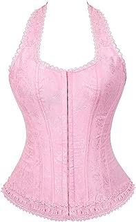 Best pink lace corset Reviews