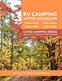 RV Camping Upper Michigan: LakeMaps, RoadMaps, TrailMaps and Campgrounds