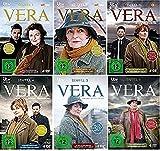 Vera - Ein ganz spezieller Fall: Staffel 1-6 (24 DVDs)