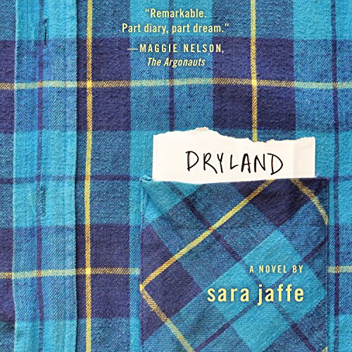 Dryland audiobook cover art