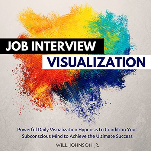 Job Interview Visualization audiobook cover art