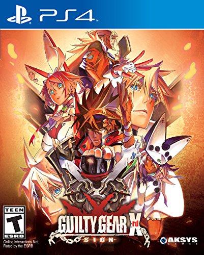 Guilty Gear Xrd Sign - [Importación USA]
