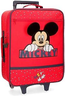 Valise Trolley Cabine rigide Happy Mickey