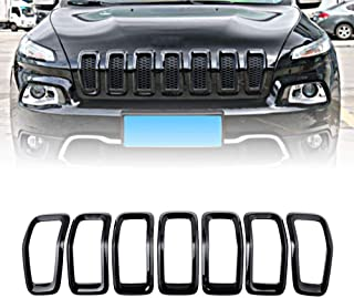 Best 2014 jeep cherokee grill inserts Reviews