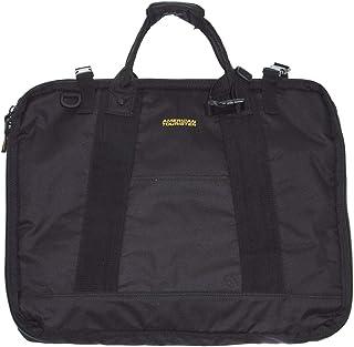 American Tourister 56276 Travel Garment Bag, 44 Centimeter, Black/Yellow