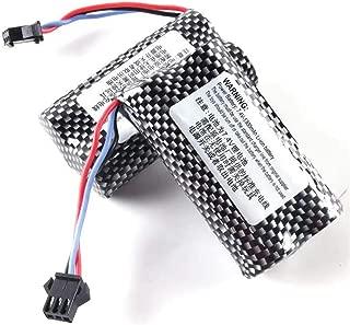 Bascar RC LiPo Akku Kabel Mit 7.4V 1200mAh Batterie f/ür Stunt RC Car Geste Sensing Twisting Vehicle Auto LKW Batterie Ersatzteile