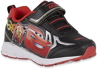 Disney Toddler Boys Cars Sneakers (7 M US Toddler)