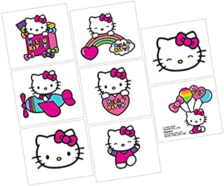 Tattoo Favors | Hello Kitty Rainbow Collection | Party Accessory
