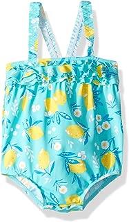 lemon swimsuit baby