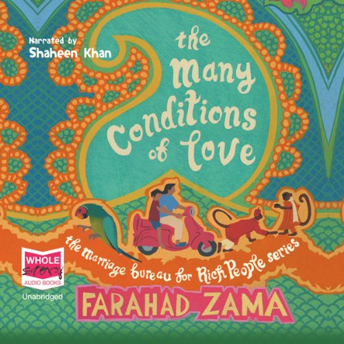 The Many Conditions of Love audiobook cover art