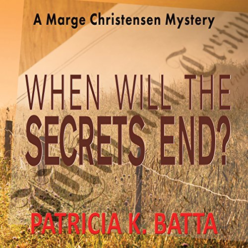 When Will the Secrets End? audiobook cover art