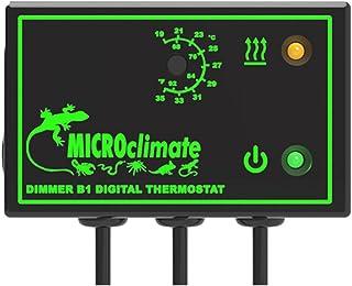 Microclimate Dimmer B1 Black 600 W, 1 kg