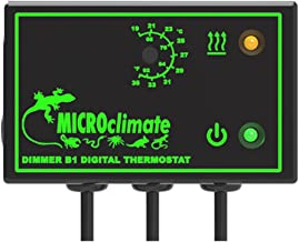 PETBLIS - Regulador de Intensidad para microclima B1, 600 W, 1 kg, Color Negro
