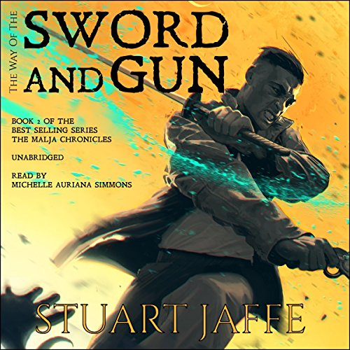 The Way of the Sword and Gun audiobook cover art