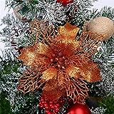 Top 10 Orange Christmas Tree Decorations