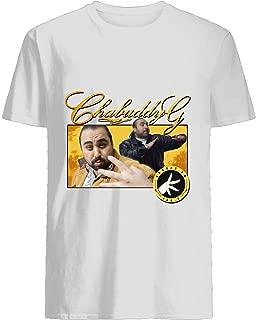 Chabuddy G Kurupt FM Cotton short sleeve T shirt, Hoodie for Men Women Unisex