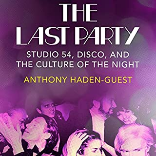 The Last Party audiobook cover art