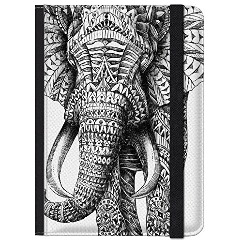 caseable Custodia per Kindle e Kindle Paperwhite, Ornate Elephant