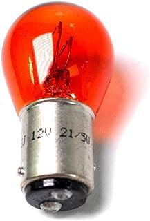 12V 21/5W 2 Faden Glühbirne Glühlampe Orange BA 15D Blinker Harley Blinker US Cars