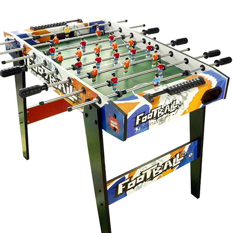 Toy Football Indoor Table Football Machine 8 Wooden Billiard Toys Children's Educational Toys Parent-Child Interactive Board Games Toys Multiplayer Competitive Football Toys Best Gifts for Children