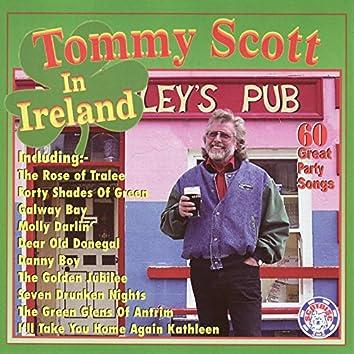 Tommy Scott in Ireland
