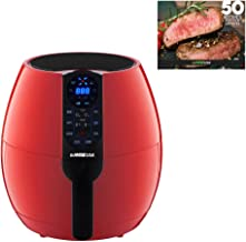 gowise air fryer red