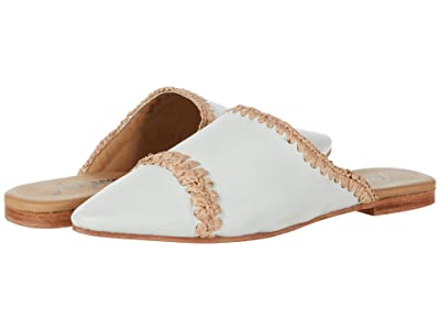Free People San Marino Slip-On Flat (Ivory) Women