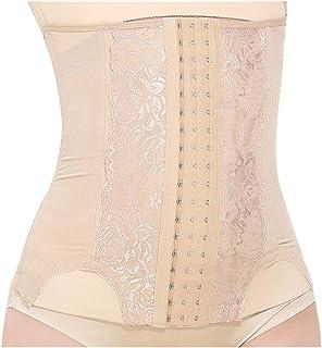Suncaya Mujer Fajas Postparto Body Moldeadora Cinturilla Corset para Adelgazar Cintura Adelgazamiento Cinturón
